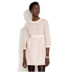 Madewell Dresses - Alexa Chung for Madewell Harriet Pintuck Dress